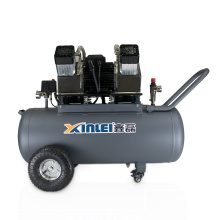 ZBW-55-2V  best quality no noise oil less car wheel electric air compressor