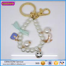 Llavero al por mayor de la joyería de moda para la promoción elegante del regalo de las señoras # 31404
