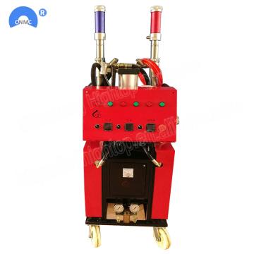 Double Air Cylinder Polyurethane Foam Insulation Machine