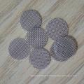 """Maille ronde d'écran d'acier inoxydable de 1/2 """"3/4"""" 5/8 'pour le tuyau d'eau"""