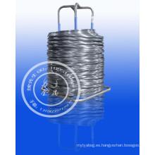 Alambre de acero 0.15-15.0mm de alta calidad precio barato