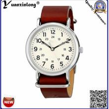 Yxl-128 Made-in-China Relojes Promocionales Hombres Nylon Nato Correa Reloj de cuarzo Vestido de mujer Reloj Reloj Venta al por mayor