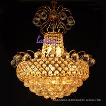 Casa de vida moderna extravagante pequena gota pingente luzes para decoração de interiores Lustre LT-70067