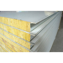 EPS/Fiber Glass/Rock Rool/PU Sandwich Panel Roof and Wall