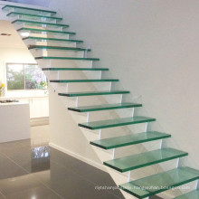 stair glass for office building glass balusters for stairs