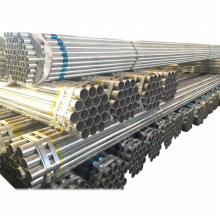 Tianjin factory astm a36  diameter erw carbon round steel pipe