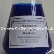 Liquid Blue Direct Dye (for paper mill)
