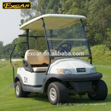 CE-geprüfte batteriebetriebene Einzelsitzpreise Elektro-Golfwagen
