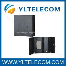 24 Core Wall-mount Fiber Optic Cable Terminal   Enclosure