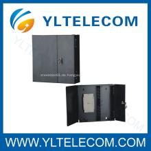 24 Core Wandhalterung Fiber Optic Cable Anschlussgehäuse