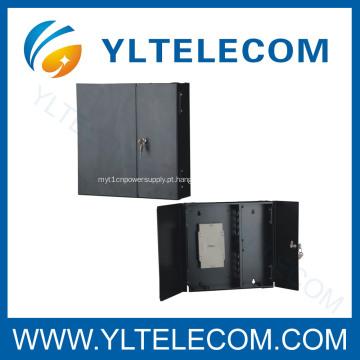 24 núcleo parede fibra óptica cabo Terminal Enclosure