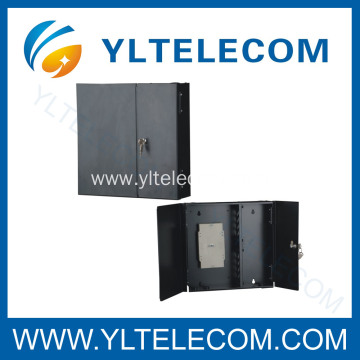 High reputation for Fiber Optic Terminal Boxes 24 Core Wall-mount Fiber Optic Cable Terminal   Enclosure supply to Guyana Exporter
