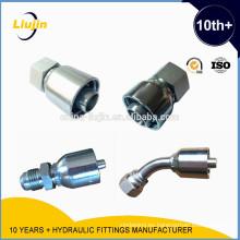 Componentes hidráulicos de alta calidad de acero al carbono Eaton.