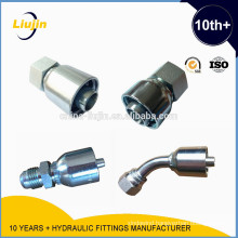 Ningbo Fittings High Pressure Stainless Steel Hose Fitting (16711-RW)