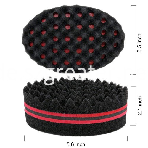 hair sponge for twist