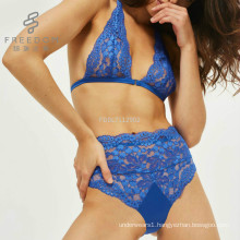 FDBL7112902  xxx images high quality competitive price sexy fancy desi girls transparent lace bra panty set in image