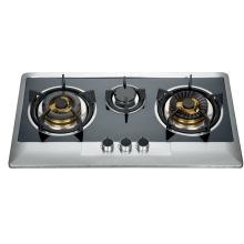 Tres hornilla incorporada en la cocina (SZ-LX-255)