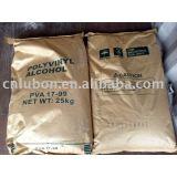 flake and granular Polyvinyl Alcohol (PVA)