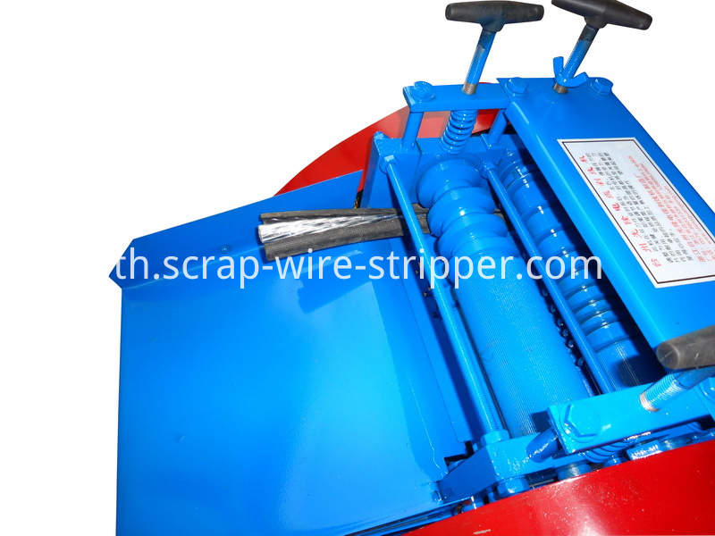 pneumatic wire stripper