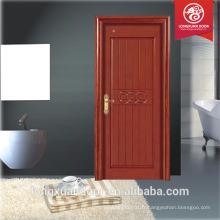 Porte en bois design de châssis portes de garage d'occasion vente porte en contreplaqué