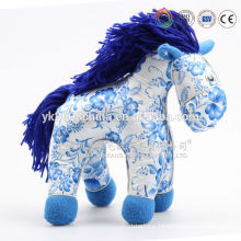 Plush horse for kids, Customised horse toys,kids jumping horse CE/ASTM safety standard,