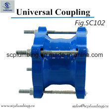 Flexible Flange Couplings/Joints/ Connectors/Adapters Stepped Couplings