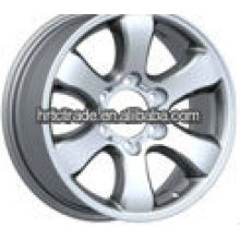 15/16/17 inch new fashion 6 spokes replica alloy wheels