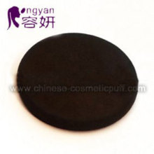 Black Polyurethane Cosmetic Puff