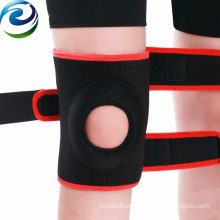 Sealcuff Black Professional Knee Support for Youth
