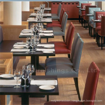 (SP-CS120) Commercial European Style Restaurant Furniture Seating for Sale