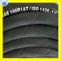 Premium Quality Wire Braid Hydraulic Hose SAE 100 R1 at/DIN En 853 1sn