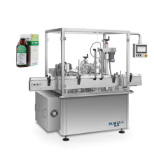 Coconut oil filling / spray filling machine / tincture syrup paint filler cost customized