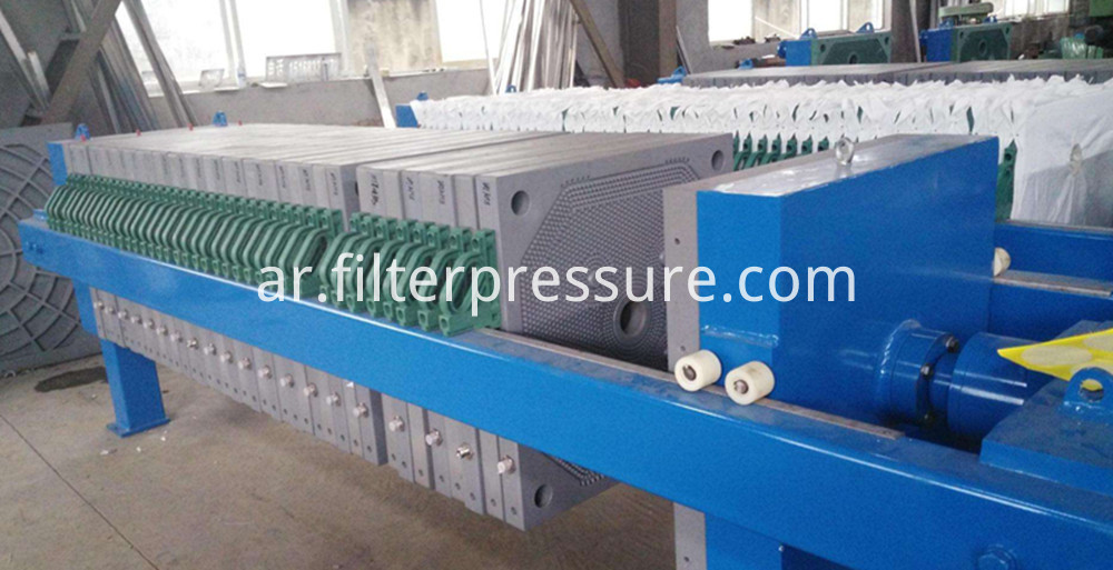 Easy To Operate Filter Press