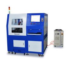 Máquina de aluminio cuerpo 2000W fibra láser máquina de corte