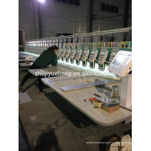 YueHONG 28 têtes Prix de la machine à broder haute vitesse
