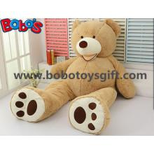 Гигантская игрушка подарка плюша заполненная Мягкое животное плюшевого медвежонка в 102 «большом размере
