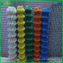 2016 High Quality 25 years factory jewelry chain mesh fence