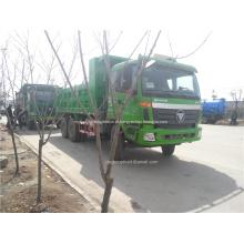 Caminhão de descarga de unidade Foton 6x4
