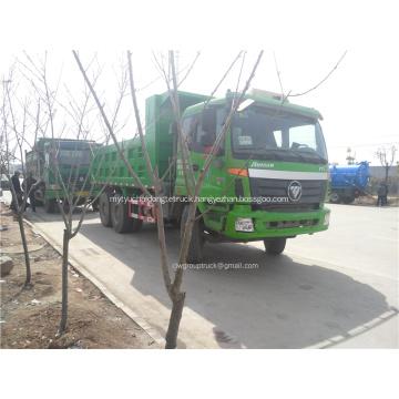 Foton 6x4 drive dump truck