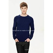 Nuevo jersey de algodón jersey de punto para los hombres