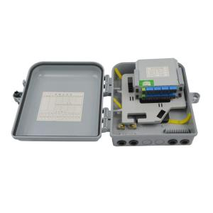16 Core Fiber Optic Splice Terminal Box