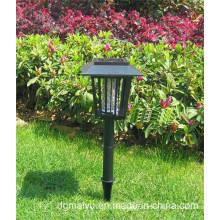 Éclairage solaire de jardin de tueur de moustique