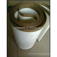 Ptfe cfoated fibra de vidro pano cinto transportador alibaba china fornecedor