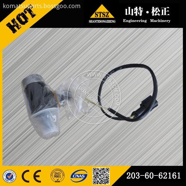 Pc60 7 Solenoid Valve 203 60 62161