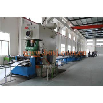 Tailles de plateau de câble en acier galvanisé en métal Fabricant de rouleaux de fabrication de machines Fournisseur Philippines