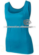 100% Merino wool sports camisole