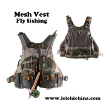 Wholesale Top Quality Mesh Fishing Vest