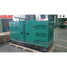 100kVA Groupe électrogène diesel silencieux super de 80kw Cummins (6BT5.9G1) Gdc100 * S