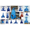 SABS664 Flanged Resilient Gate Valve with Nut Operator