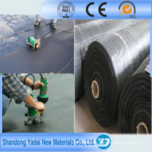HDPE Geomembrane / Black Plastic Folie